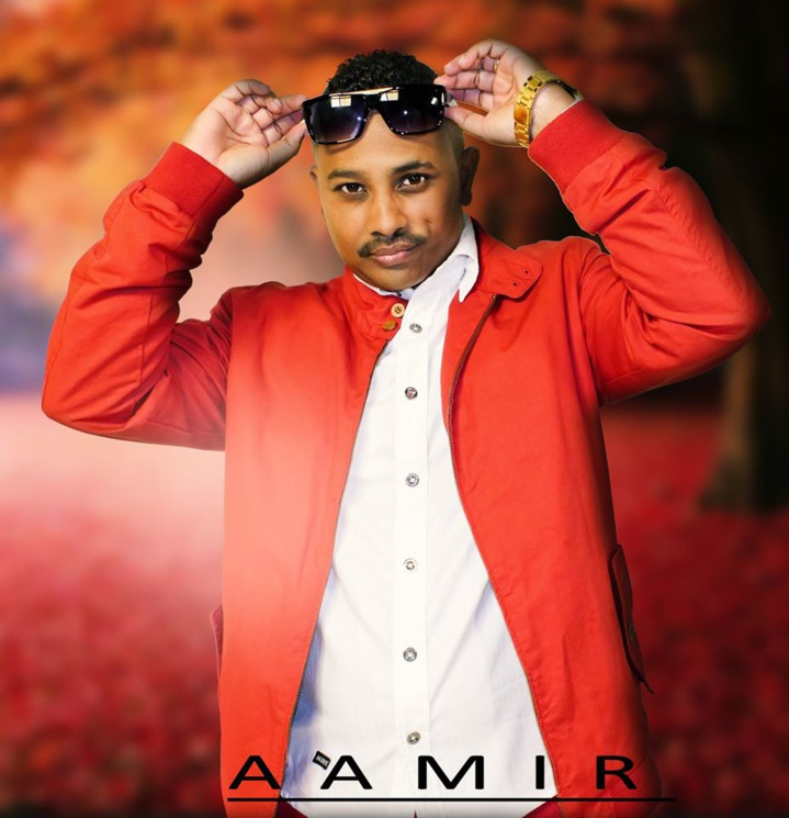 Aamir a travaillé avec plusieurs artistes (photo Ruddy HMCR)