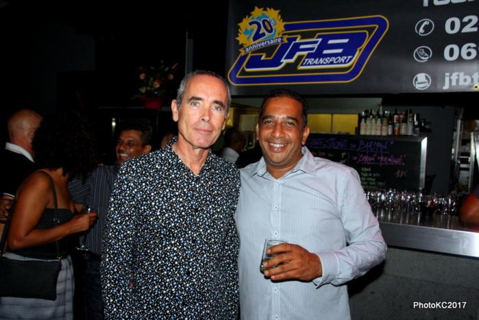 Gramet Bruno de Mercedes et JF Bovalo