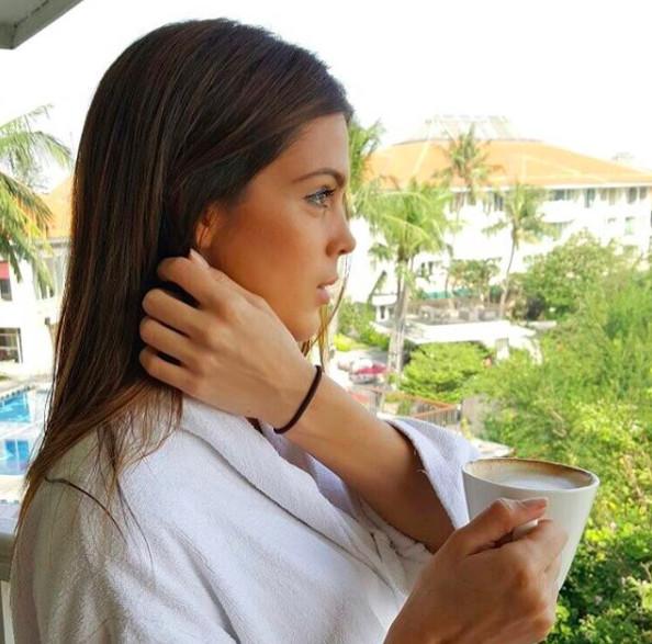 Notre Miss Univers plus sexy que jamais à Bali