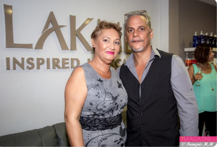 Félix Manent et son épouse Dominique