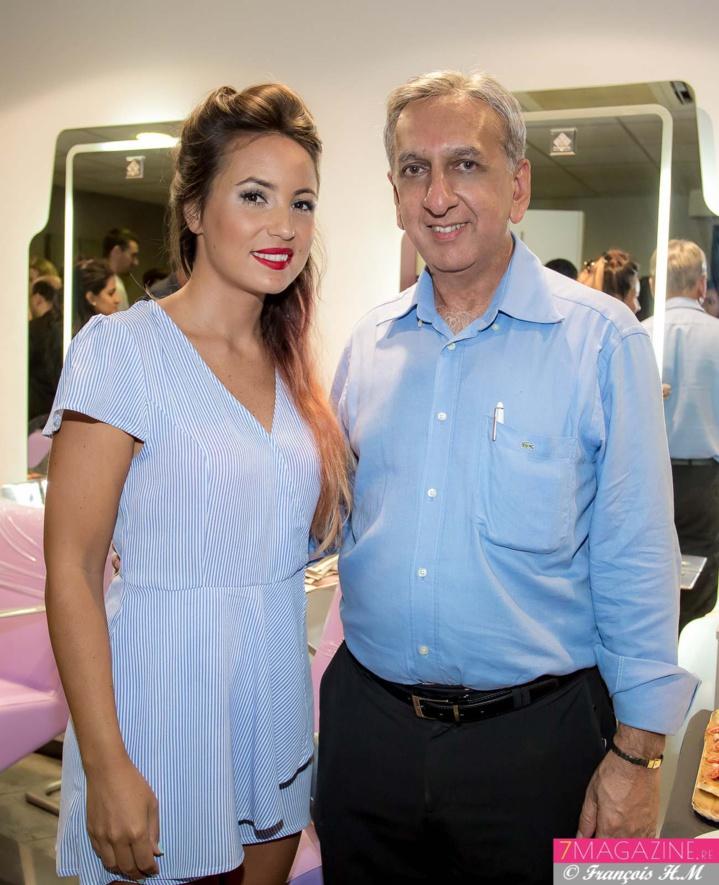 Audrey Dardenne et Aziz Patel