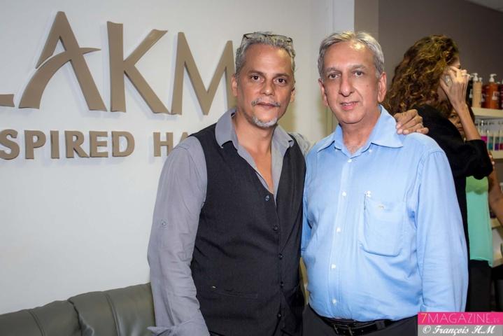 Félix Manent et Aziz Patel