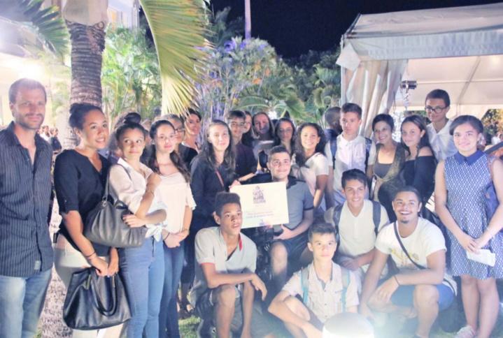 Le Prix Célimène Junior a été remporté par le Collège de Vincendo