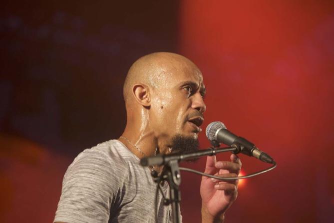 Francofolies La Réunion: les photos du vendredi
