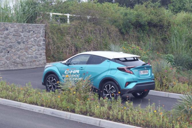 Toyota C-HR: un coupé stylé