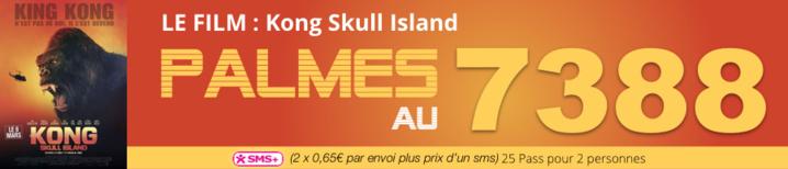 [JEU] La sortie du mercredi : Kong Skull Island