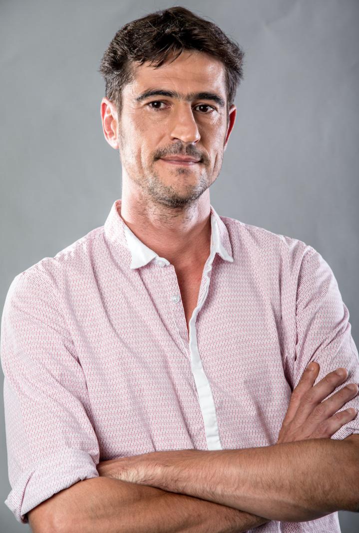 David Margottin, nouveau directeur général adjoint d'Antenne Réunion (photo Anakaopress - Pierre Marchal)