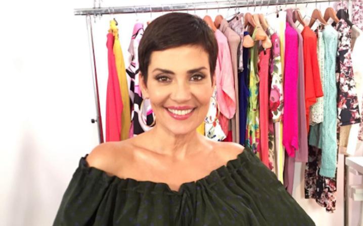 Cristina Cordula fait la fortune de son coiffeur