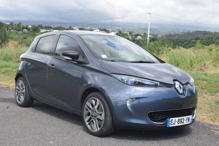 Renault Zoé Electrique: autonomie augmentée!