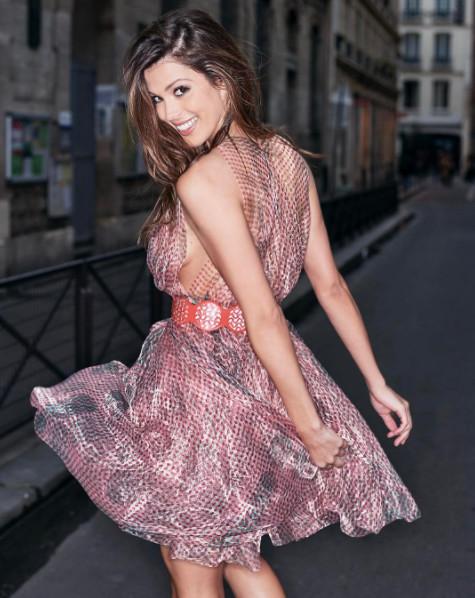 Iris Mittenaere de plus en plus sexy
