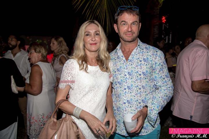 Lucien Chézaud, directeur Actua Coiffure, et son épouse Annick, distributrice Montale Parfums