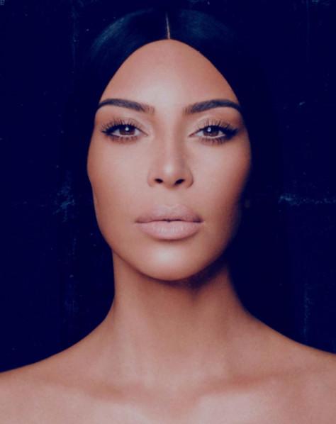 Kim Kardashian a de la cellulite : la preuve!