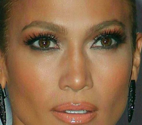 Jennifer Lopez ne cache rien