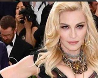 Madonna avec et sans maquillage