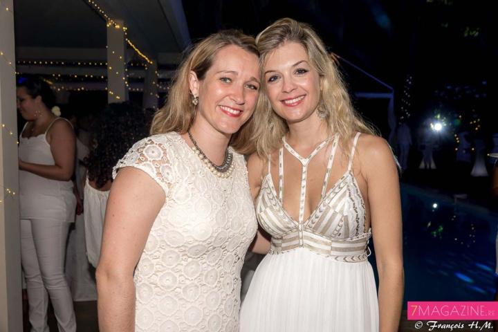 Elvina Enouf et Johanna Giblot Ducray, le duo de charme et de choc du service des ventes du groupe Sun Resorts île Maurice