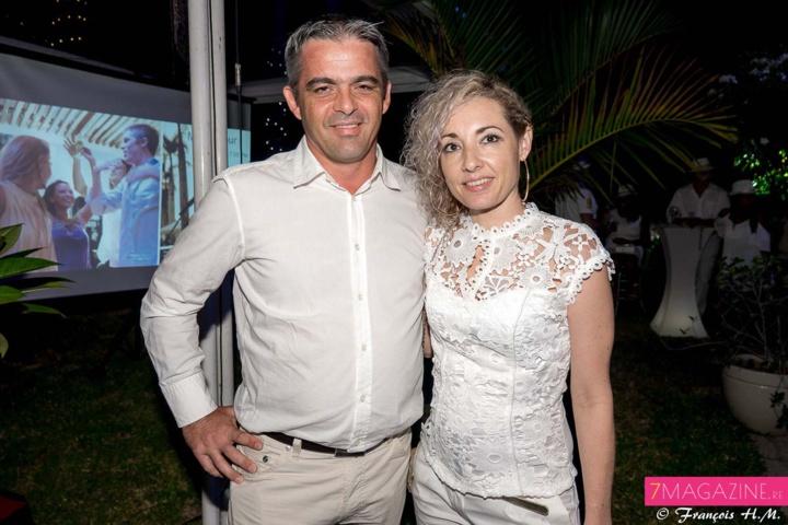 Frank et Nathalie Morel
