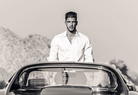 Selim Arik, le Mister France foudroyé par La Réunion