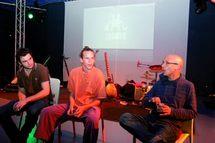 Brice Nauroy + Samy Pageaux-Waro + Luc Joly = Lo Griyo