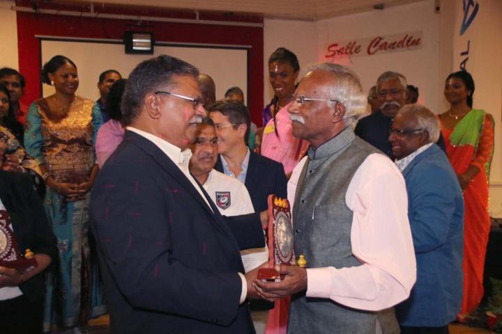 Le nouvel an tamoul avec Tamij Sangam
