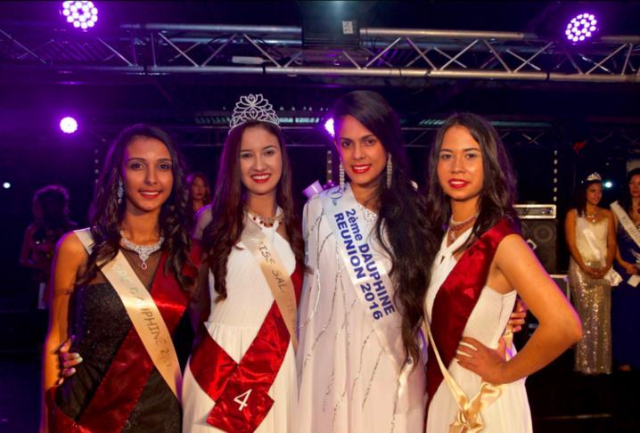 Patricia Robert élue Miss Salazie 2017