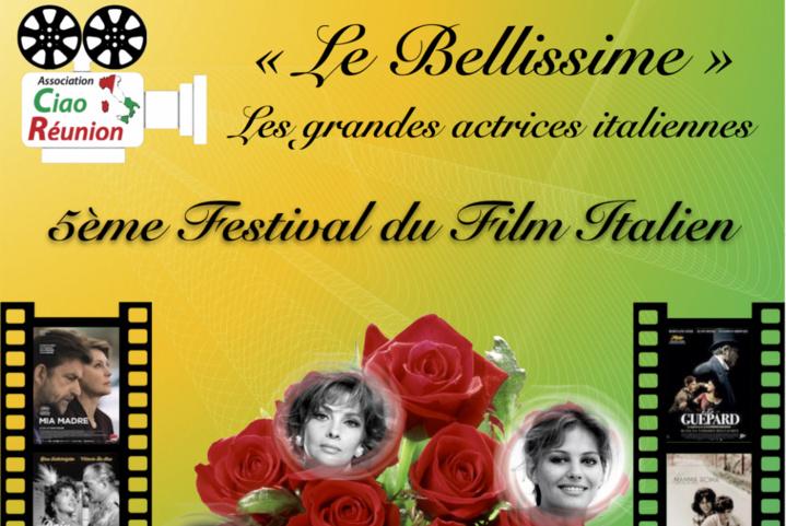5ème Festival du film Italien : les grandes actrices italiennes à l'honneur