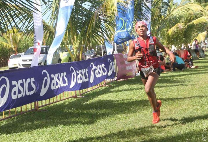 Christopher Camachetty est 5ème des 80km