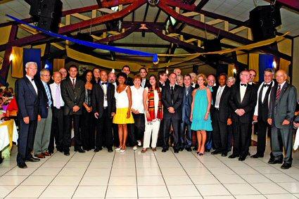 Rendez-vous annuel du Rotary-club de l'Etang-salé