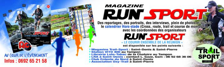 Run-Sport 3 : Le magazine des passionnés de la course à pied