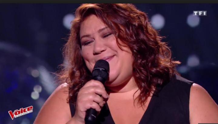 Photo: capture d'écran TF1, The Voice