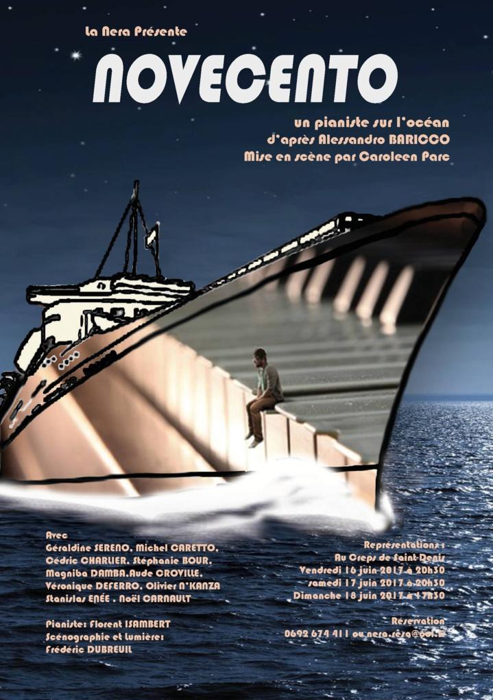 Novecento, le pianiste sur l'océan : un spectacle à dévorer !