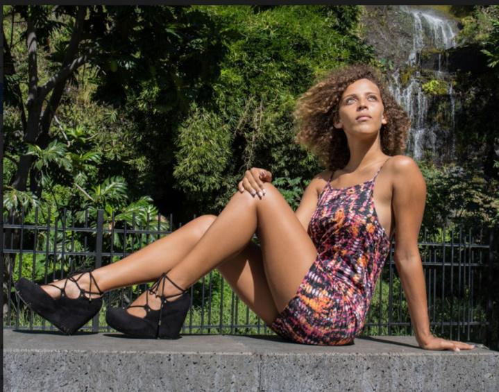 Sarah Plumeau, la beauté sauvage