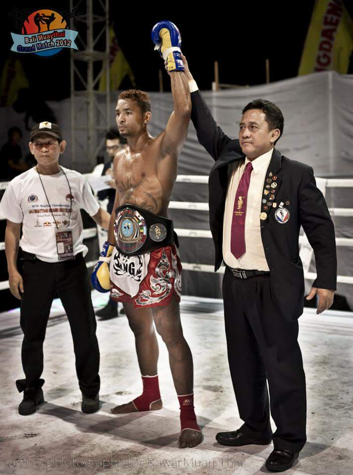 Samuel Andoche, le boxeur au cœur d'or