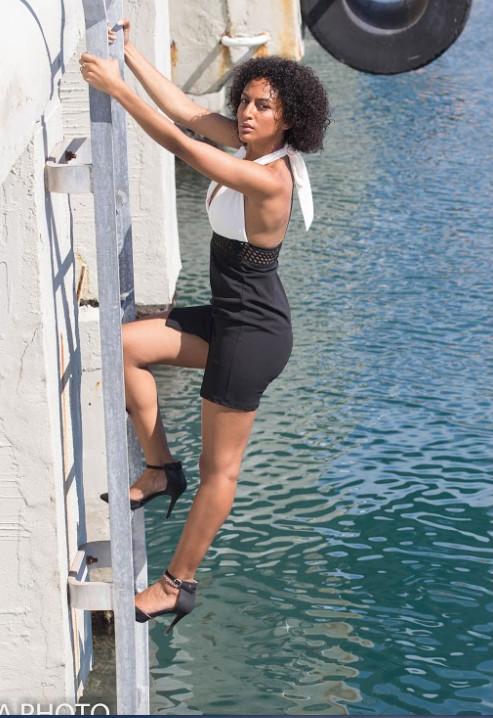 Anaïke Bertil : la dauphine qui voulait être agent d'escale