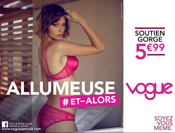 Le mannequin lingerie attaque Monique Orphé en diffamation