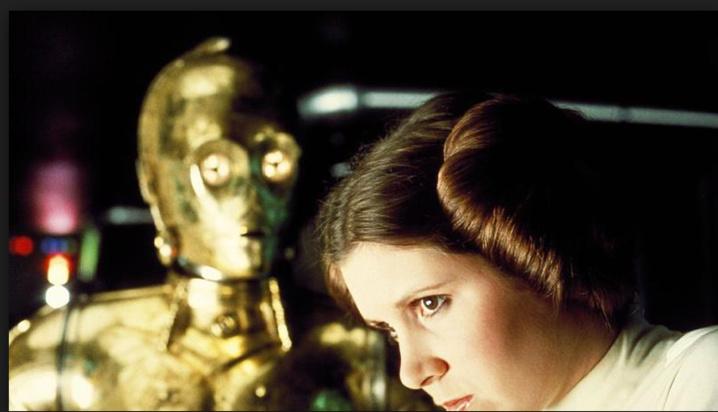 La Princesse Leia serait morte suite à une apnée du sommeil