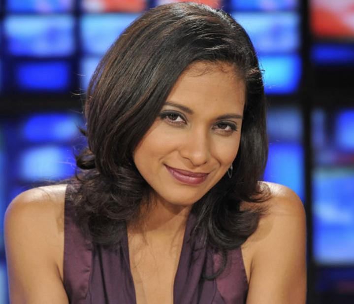 Yolande Calichiama, la nouvelle patronne de l'info d'Antenne Réunion