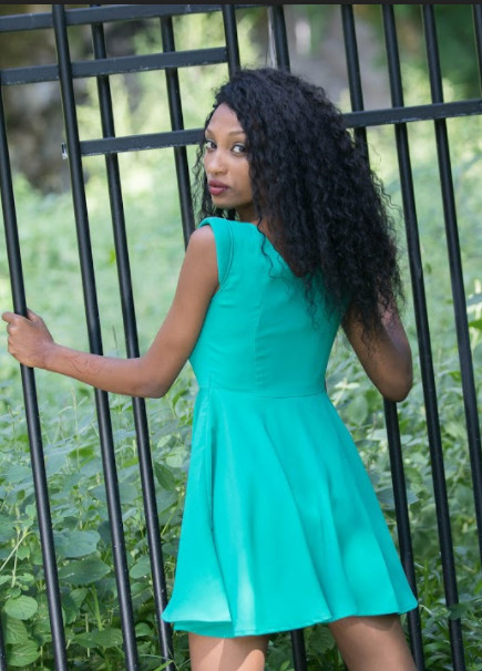 Zaoidi Aboudou : elle rêve de devenir Miss Mayotte