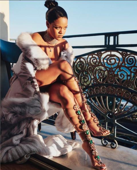 Photo: Instagram Rihanna