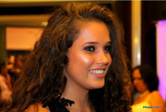 La candidate n°4 de Miss Réunion 2017 : Lina Françoise