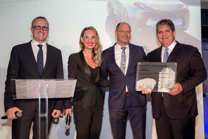 Avec les félicitations de BMW Group