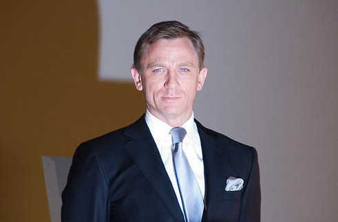 Daniel Craig : James Bond encore !
