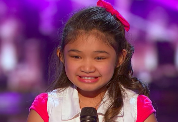 Le nouveau petit prodige d'America's Got Talent