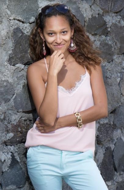 Mélissa Padeau, future infirmière et gymnaste