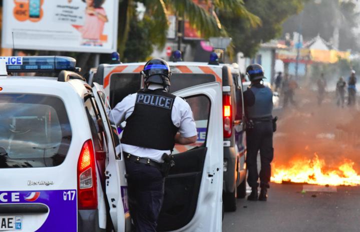 Les émeutes du Chaudron en images