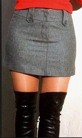 La soirée de la honte : jupe courte et alcool