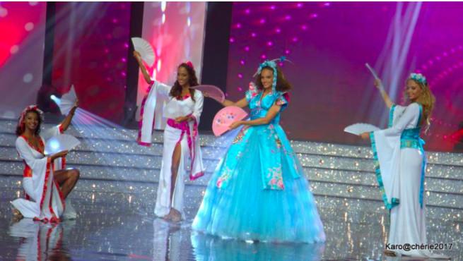 Miss Réunion 2017 : le riquiqui show Miss France