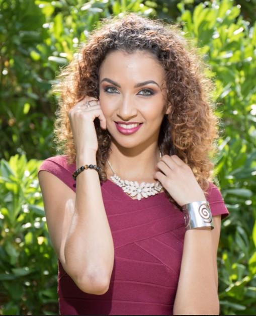 Marion Mondon : championne d'athlétisme et Miss Plaine des Palmistes !