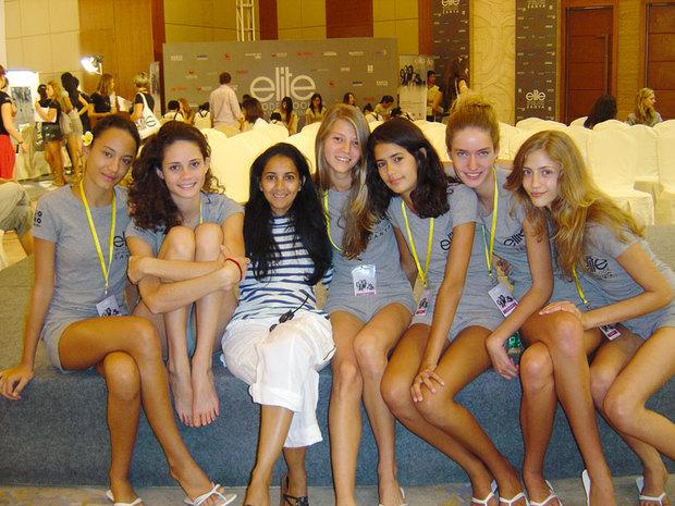 Finale 2009 du concours Elite Model Look