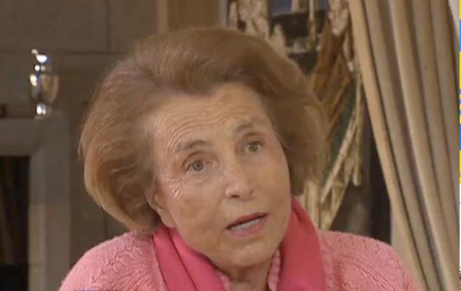 La milliardaire Liliane Bettencourt est décédée