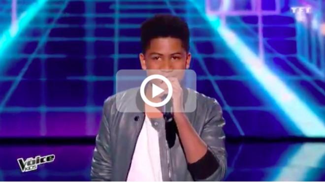 Le Réunionnais Kelvin éliminé aux portes de la finale de The Voice Kids